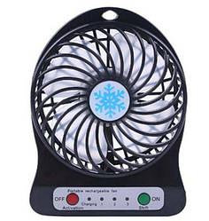 ✅ Мини вентилятор настольный Portable Fan F002