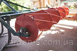 Культиватор з барабаном до міні-трактору