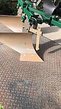 Плуг 2х корпусний до мотоблоків та мототракторів