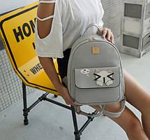 Городской рюкзак с аниме котиком, фото 2
