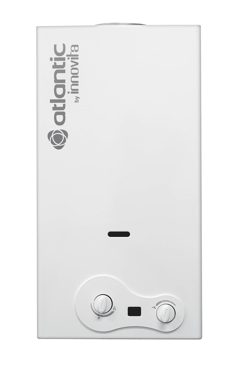 Водонагрівач проточний газовий  Atlantic by innovita Trento lono Select 11 iD