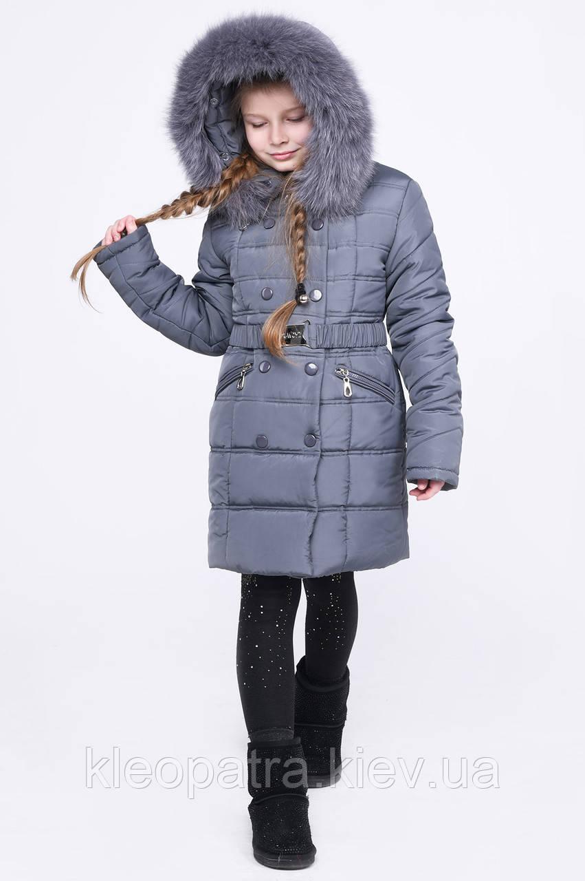 Детская зимняя куртка для девочки DT-8296-29