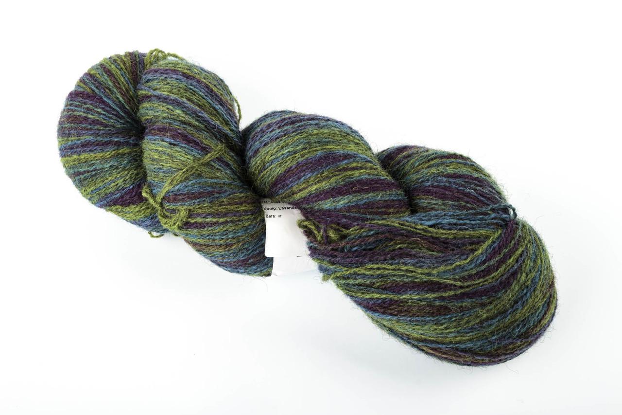 Пряжа Aade Long Kauni, Artistic yarn 8/1 Lavender (Лаванда), 174 г