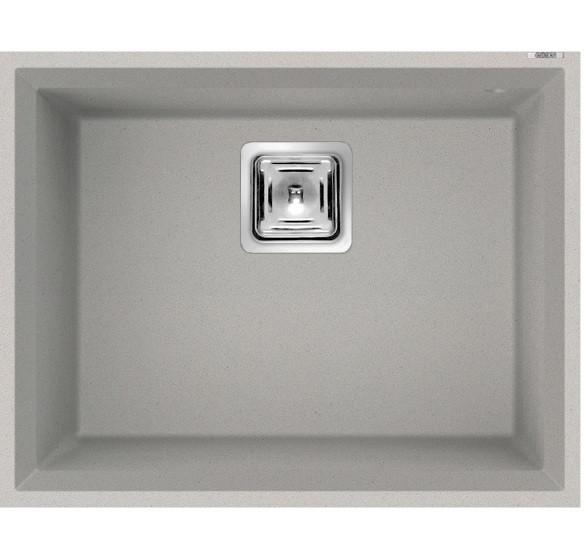 Кухонная мойка ELLECI Karisma 105 on top aluminium 79