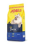 Josera JosiCat Ente & Fisch корм для кошек с уткой и рыбой 10КГ