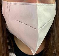 Защитная маска, респиратор для лица, защитная маска для лица Класс FFP2 10 штук