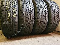 Зимние шины бу 215/70 R16 Pirelli