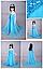 Праздничный комплект принцесса Эльза Холодное сердце - Elsa, Princess, Frozen, Disney, фото 2
