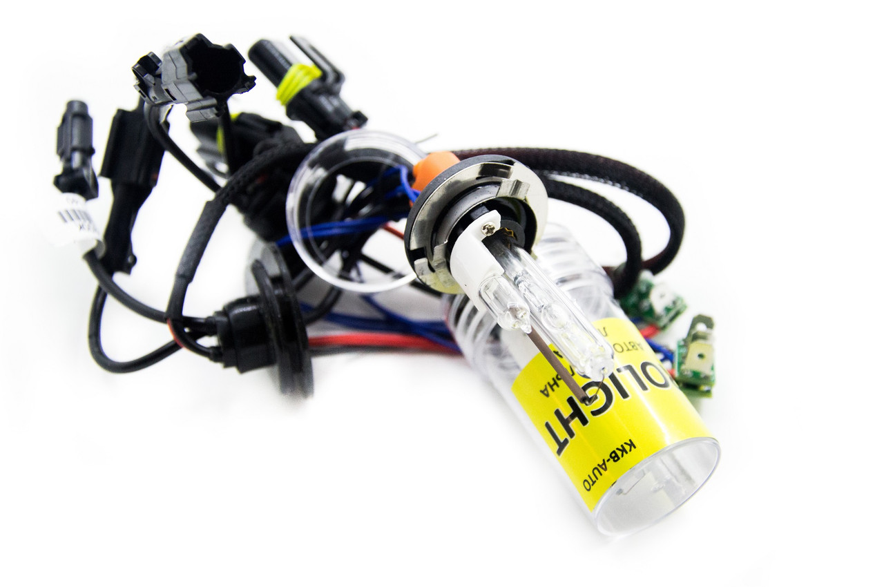 Ксеноновая лампа Prolight Н15+DRL 4300K 35W (2 шт)