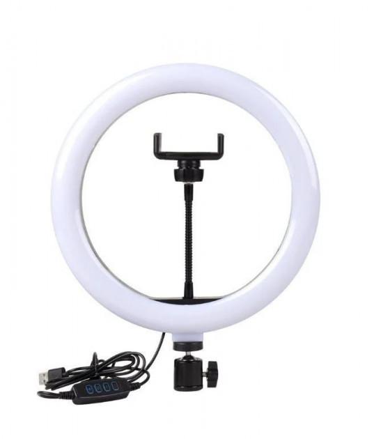 ✅ Кольцо светодиодное 26 см Ring Fill Light