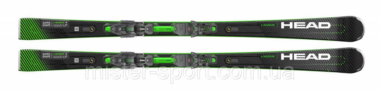 Лыжи HEAD Supershape e-Magnum + крепления PRD 12 GW 2021