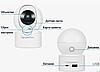 ✅ Комнатная видеокамера WiFi CareCam 23ST, фото 4