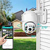 ✅ Камера видеонаблюдения уличная Camera Cad N3 WiFi, фото 6