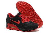 Кроссовки мужские Nike Air Max 90 GL (найк аир макс) черные