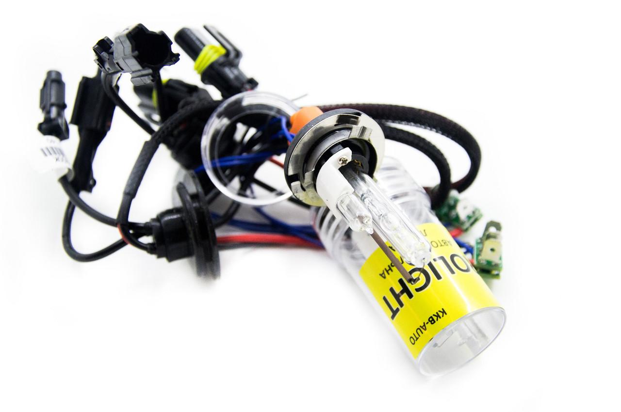 Ксеноновая лампа Prolight Н15+DRL 6000K 35W (2 шт)