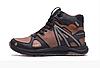 Чоловічі зимові шкіряні черевики Merrell SLAB Olive