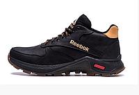 Мужские зимние кожаные ботинки Reebok G-Step, фото 1