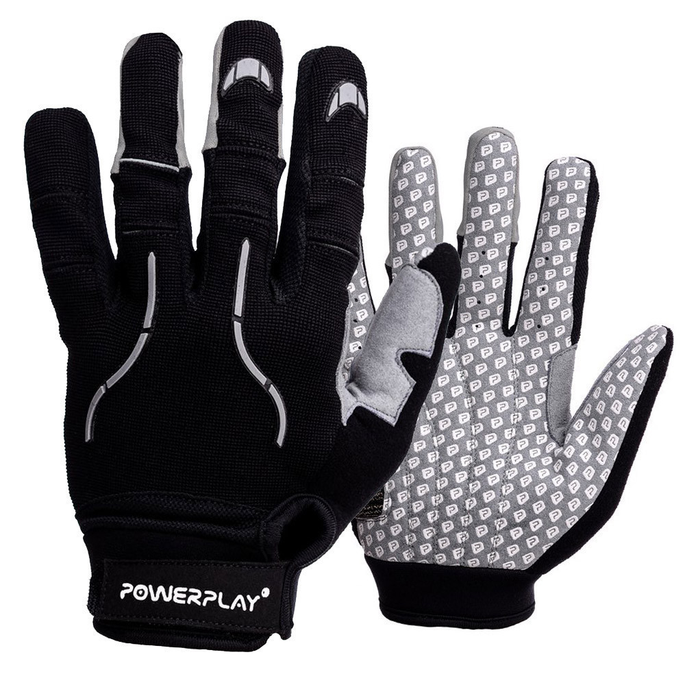 Робочі рукавички PowerPlay 6662 Чорні L