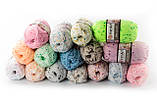 Пряжа YarnArt Baby Color 0266 розовый меланж, фото 2