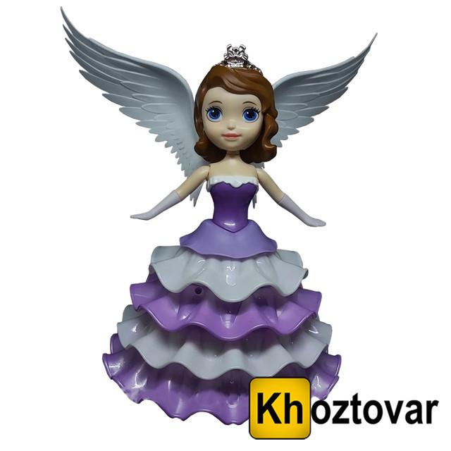Музыкальная светящаяся кукла Dancing Angel