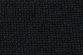 Aida №16 канва для вышивания 32х45 см черный