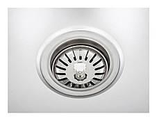Кухонна мийка INTERLINE EVA PLUS sateen, фото 3