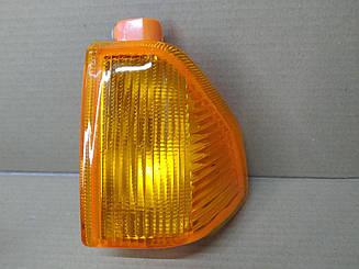 Левый указатель поворота Форд Эскорт желтый +Oriоn 1983-86 / FORD ESCORT (1980-1986)
