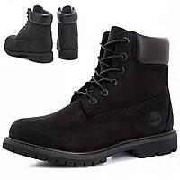 Мужские зимние ботинки Timberland, Зимняя обувь + Подарок