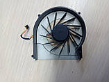 Вентилятор  HP Pavilion DV6-3000 DFB552005M30T, фото 2