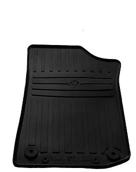 Водительский резиновый коврик для  JEEP Wrangler JL 3 doors 2018- Stingray
