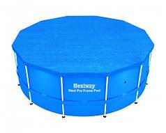 Бассейн каркасный круглый Bestway 56438 457х122 см Blue