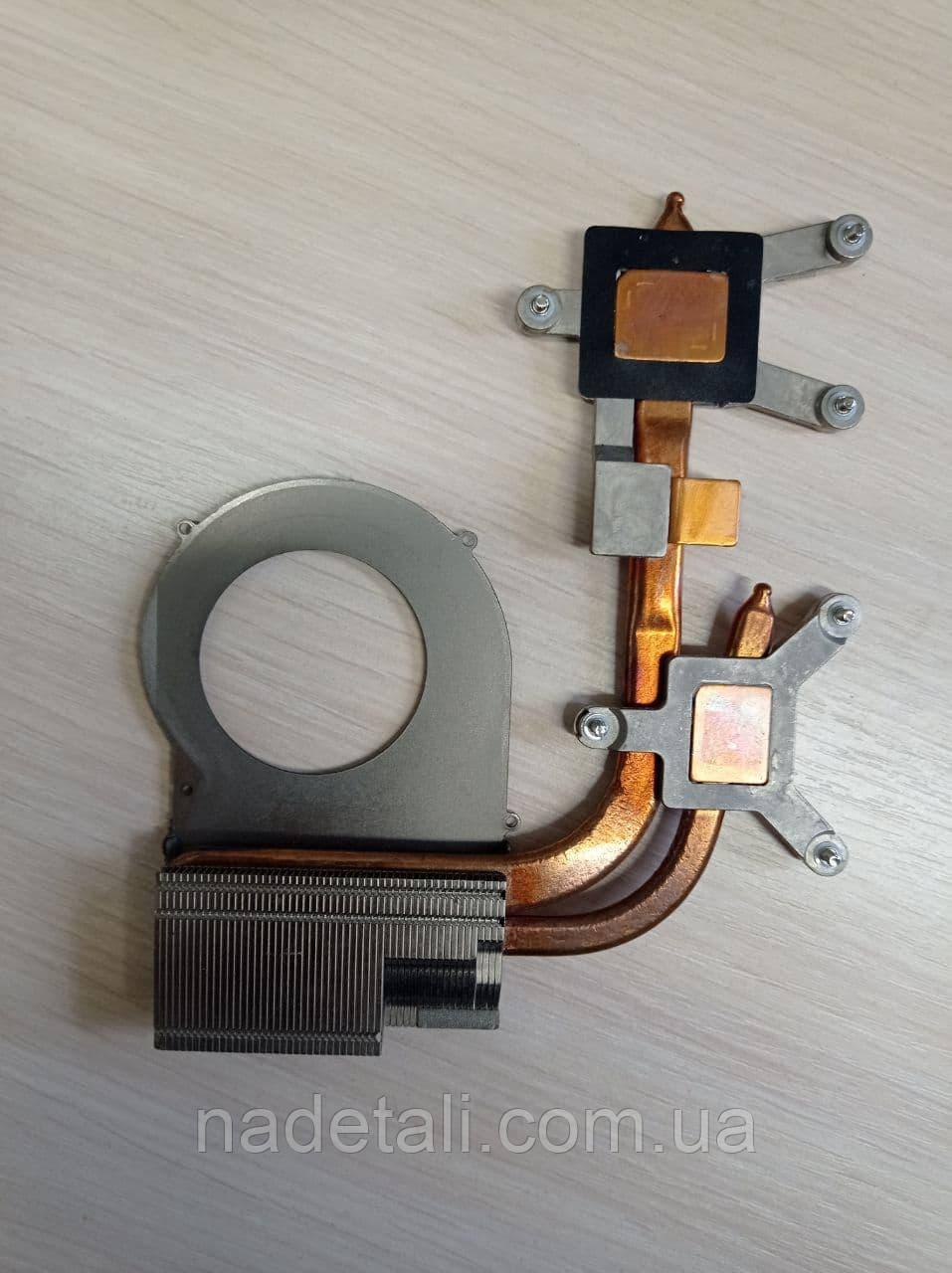 Система охлаждения HP DV6-3000  610777-001