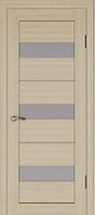 Міжкімнатні двері Рів'єра RV03 біла модрина Ламинатин