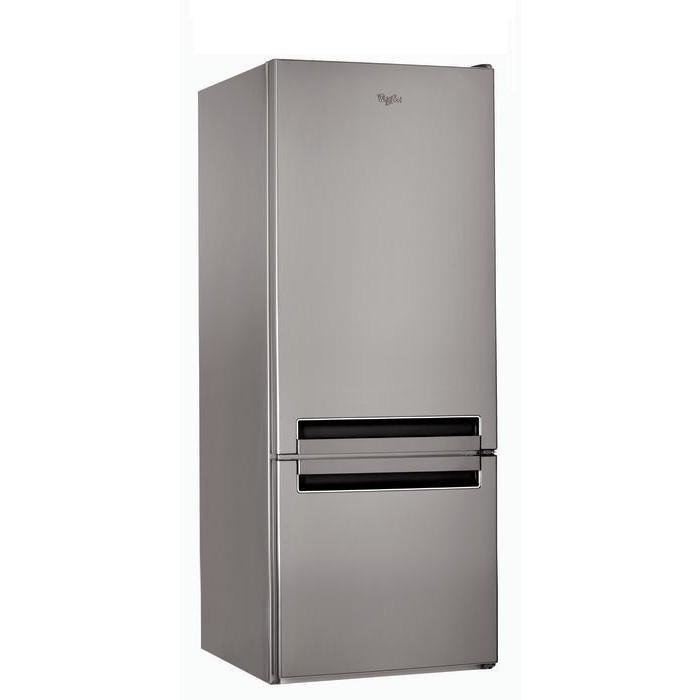 Холодильник з морозильною камерою Whirlpool BLF 5121 OX