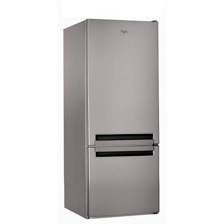 Холодильник з морозильною камерою Whirlpool BLF 5121 OX, фото 2