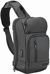 """Рюкзак для ноутбука Promate TrekPack-SB 13"""" Black"""