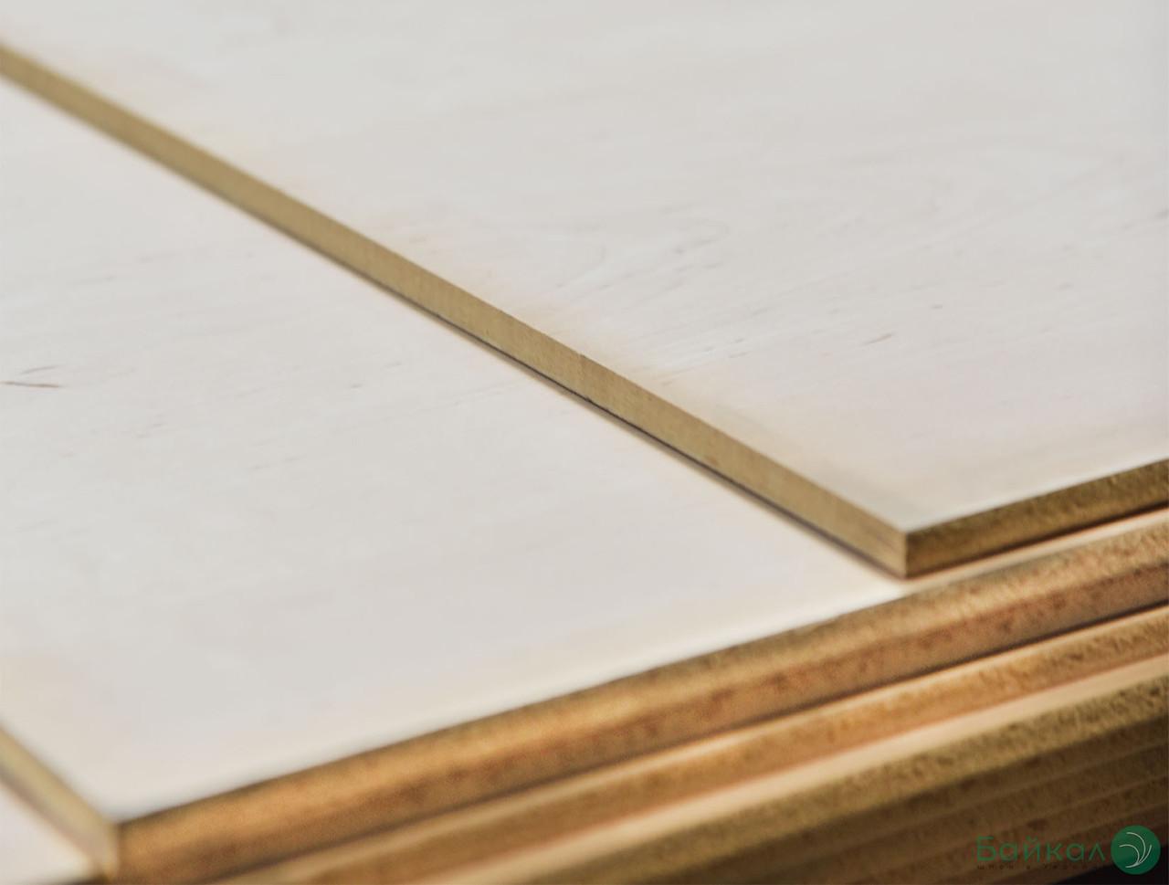 МДФ плита шпонована Вільхою 19 мм А/В 2,80х2,07 м