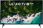 Телевизор LG 60UM7100  (PMI 1600Гц, Ultra HD, 4K IPS Display, Smart, HDRPro, TrueBlack, DVB-T2/S2), фото 2