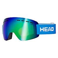 Горнолыжная маска Head solar fmr blue L M (MD)