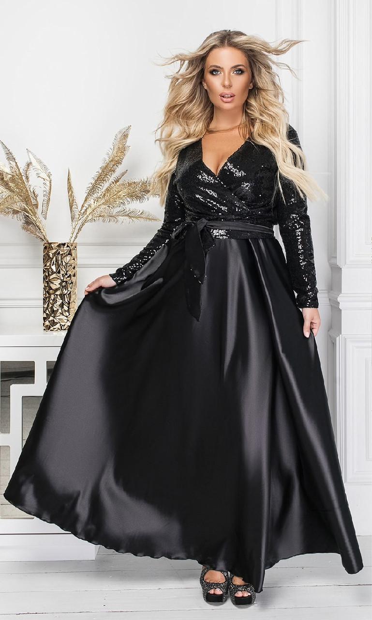 Вечернее женское платье лк2221