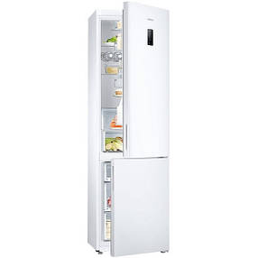 Холодильник с морозильной камерой Samsung RB37J5220WW, фото 2