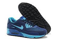 Кроссовки мужские Nike Air Max 90 GL (найк аир макс, оригинал) синие