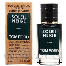 Tom Ford Soleil Neige TESTER LUX, унисекс, 60 мл