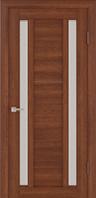 Міжкімнатні двері Міленіум MN 04 горіх шоколадний