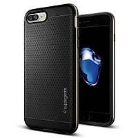 Чехол SGP Spigen Neo Hybrid Carbon для iPhone 7plus/8plus Black
