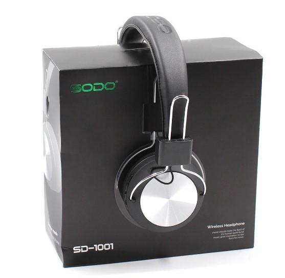Навушники безпровідні Bluetooth Sodo SD-1001