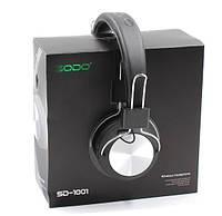 Навушники безпровідні Bluetooth Sodo SD-1001, фото 1