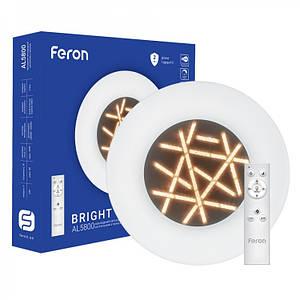 Світлодіодний світильник Feron AL5800 BRIGHT 80W