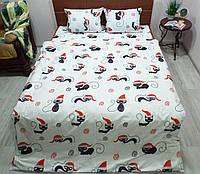 Комплект постельного белья Котики