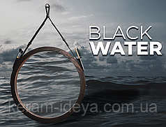 Зеркало StudioGlass Black water 60